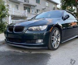 BMW INDIVIDUAL GREEN CONVERTIBLE 9400NEGO | CARS & TRUCKS | CITY OF MONTRÉAL | KIJIJI
