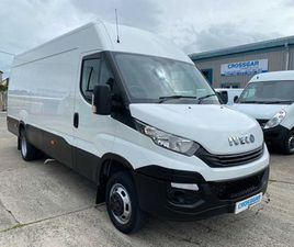 IVECO DAILY, 2017 NI REG VAN NO ROI TARIFF TO PAY FOR SALE IN DOWN FOR £12,850 ON DONEDEAL