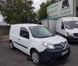 171 RENAULT KANGOO ML19 ENERGY DCI 75 BUSINESS 2D FOR SALE IN LIMERICK FOR €6,450 ON DONED