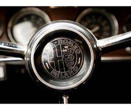 1966 ALFA ROMEO GT FOR SALE