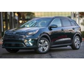 BRAND NEW RED COLOR 2021 KIA NIRO EV EX PREMIUM FOR SALE IN BOWIE, MD 20716. VIN IS KNDCE3