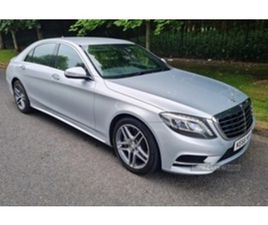 USED 2017 MERCEDES-BENZ S CLASS S 350 D L AMG LINE EXECUTIVE AUTO SALOON 25,000 MILES IN S