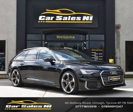 2019 AUDI A6 FOR SALE IN TYRONE FOR £26,900 ON DONEDEAL