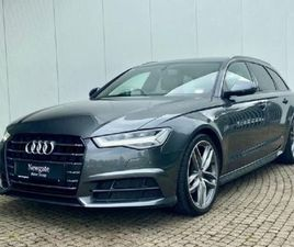 AUDI A6 2.0 S LINE ESTATE DIESEL AUTOMATIC (150BH FOR SALE IN MEATH FOR €34,950 ON DONEDEA