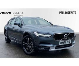 VOLVO V90CC D5 AWD CROSS COUNTRY PLUS (XENIUM, WINTER, FAMILY & INTELLISAFE SURROUND) 2.0