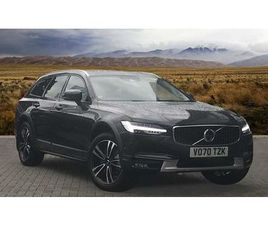 VOLVO V90CC T5 AWD CROSS COUNTRY PLUS AUTOMATIC (XENIUM PACK, BLOND LEATHER, HARMAN KARDON