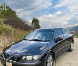 VOLVO S60 2.4 T GEARTRONIC AT