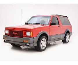 RED COLOR 1993 GMC TYPHOON FOR SALE IN FORT WORTH, TX 76116. VIN IS 1GDCT18Z3P0811360. MIL