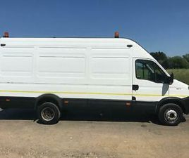 IVECO DAILY 65C17 IDEAL TOW MOTOR FOR CATERING OR SHOWMAN AMERICAN CARAVAN 81K