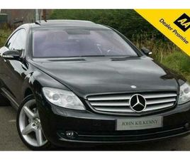 2008 MERCEDES-BENZ CL CL 500 2DR AUTO **WHERE DO YOU FIND ANOTHER 1 LIKE THIS??