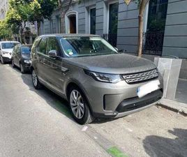 LAND ROVER DISCOVERY TD4 2.0 180 CH BVA8 HSE