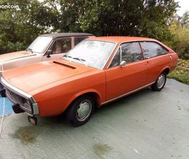 RENAULT R 15 TL 1973