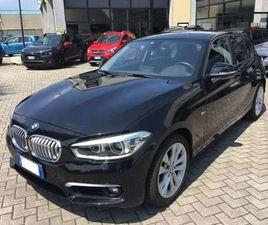 BMW 120 D URBAN ,AUTO,LED,NAVI,CERCHI DA 17,PDC,SENSOTEC!