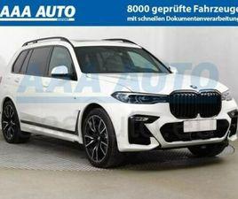 BMW X7 XDRIVE30D 2020 M PAKET, AUTOMATIK, 7SITZE,