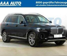 BMW X7 XDRIVE40I 2020 PURE EXCELLENCE, AUTOMATIK,