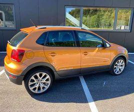 VW POLO CROSS 1,0 BMT
