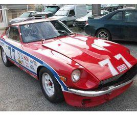 DATSUN 240 Z RACING COUPÉ DE 1970 À VENDRE