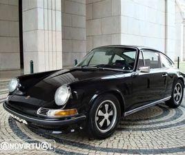 PORSCHE 911 S 2.4 DE 1972 À VENDRE