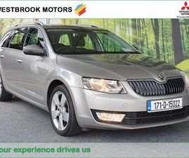 SKODA OCTAVIA STYLE FOR SALE IN DUBLIN FOR €16,995 ON DONEDEAL