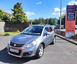 SUZUKI SX-4 2.0 DIESEL AWD 2014 FOR SALE IN DUBLIN FOR €8,950 ON DONEDEAL