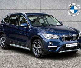 BMW X1 X1 SDRIVE18I XLINE FOR SALE IN CORK FOR €33,900 ON DONEDEAL