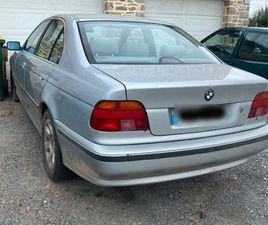 BMW 525 TDS E39 EN PANNE