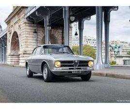 ALFA ROMÉO GT 1600 JUNIOR DE 1973 À VENDRE