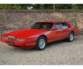 ASTON MARTIN LAGONDA 4TH OWNER, ONLY 59.833 MILES, ONE OF ONLY 645 MADE DE 1984 À VENDRE