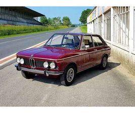 BMW 2002 TOURING 48000 KMS D'ORIGINE DE 1973 À VENDRE