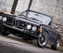 BMW CSI 3.5CSI TURBO DRESCHL CABRIOLET