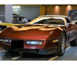 CHEVROLET CORVETTE C4 CABRIOLET PACE CAR DE 1986 À VENDRE