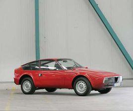 ALFA ROMÉO GT GIULIA 1300 JUNIOR ZAGATO DE 1972 À VENDRE