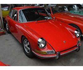 PORSCHE 912 4L. 1600CC DE 1968 À VENDRE