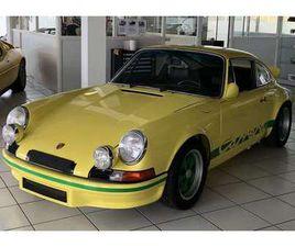 PORSCHE 911 CARRERA 2.7 RS DE 1973 À VENDRE
