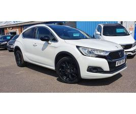 DS AUTOMOBILES DS 4 CROSSBACK 1.6 BLUEHDI S/S 5D 120 BHP GREAT LOOKING CAR !!!