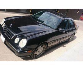 2001 MERCEDES E55 AMG | CARS & TRUCKS | MISSISSAUGA / PEEL REGION | KIJIJI