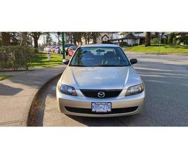 2003 MAZDA PROTEGE LX 2.0 - GREAT ON GAS