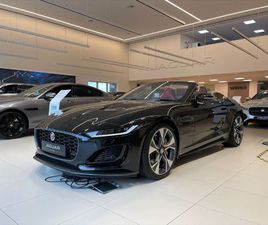 JAGUAR F-TYPE 2.0 P300 FIRST EDITION SPECIAL EDITIONS AUTOMATIC 2 DOOR CONVERTIBLE AT JAGU