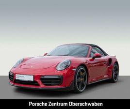 PORSCHE 991 (911) TURBO S CABRIO,AEROKIT 911 TURBO