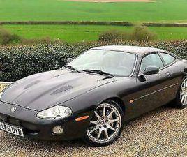 2001 JAGUAR XKR 4.0 100 LIMITED EDITION 2DR [2002-51] [LEFT HAND DRIVE] [UK REG