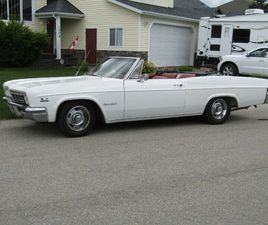 1966 CHEVROLET IMPALA SS 396 | CLASSIC CARS | RED DEER | KIJIJI