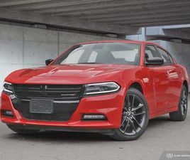 USED 2021 DODGE CHARGER SXT | ALL WHEEL DRIVE
