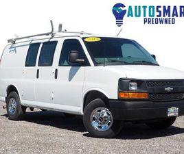 WHITE COLOR 2014 GMC SAVANA 3500 FOR SALE IN HAMLER, OH 43524. VIN IS 1GTZ7TCA2E1131828. M