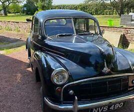 1954 MORRIS MINOR 1000CC