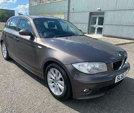 BMW 120 DIESEL 2006 ONE SERIES