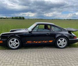 PORSCHE 911 964 RS AMERICA
