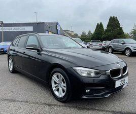 2016 BMW 3 SERIES 2.0TD 320D ED PLUS TOURING 5D AUTO - £12,490