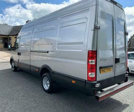 2014 IVECO DAILY 3.0 HPI FULL YEARS MOT