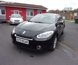 RENAULT FLUENCE, 1.5 DCI AT 81KW