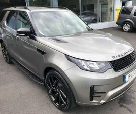 LAND ROVER DISCOVERY MY18 2.0 SD4 SE 240BHP AUTO FOR SALE IN WICKLOW FOR €UNDEFINED ON DON